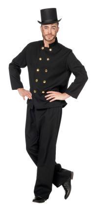 Wilbers Kostüm Schornsteinfeger Männer Gr. 60