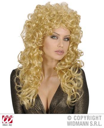 Perücke Attraktiv in blond - blonde Peruecke für die selbstbewußte Dame