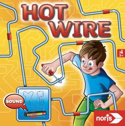 Noris Spiel - Heißer Draht - Hot Wire - Geschicklichkeitsspiel