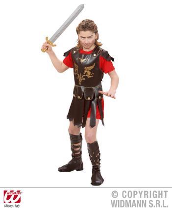 Kostüm Gladiator Gladiatoren Verkleidung Gr. 158