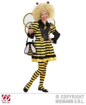 Honig Biene - Kinder Kostuem Gr. 128