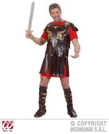 Gladiator Kostüm - Gladiatoren Verkleidung Gr. L  Römerkostüm Kampfarena