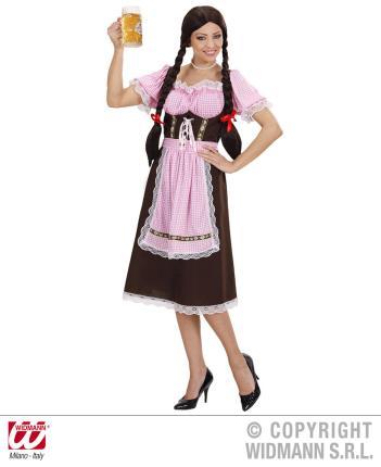 Trachten Kostüm Bayrische Frau Gr. M