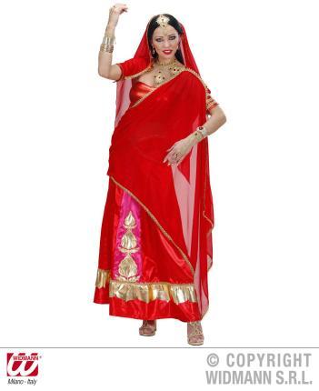 Kostüm Diva Bollywood Gr. S