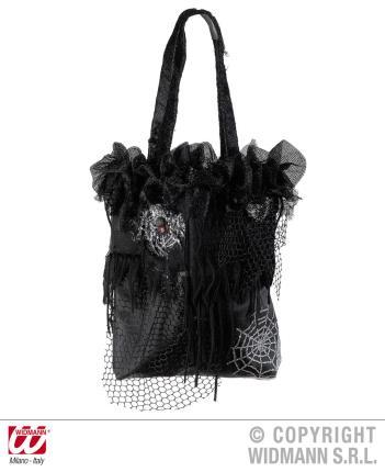 Halloween Handtasche - Damentasche für Hexen  - Handtasche Dame