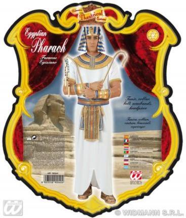 Kostüm Agyptischer Pharaoh Gr. XL