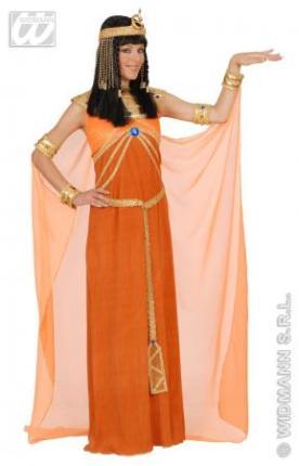 Kostüm Königin von Ägypten - Theaterkostüm Gr. M