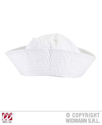 Seemanns Mütze - Matrosen Mütze weiß