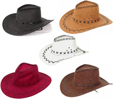 Western Cowboy Hut - Westernhut - Wild West Hut - Cowboyhut