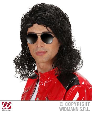 Perücke für King of Pop