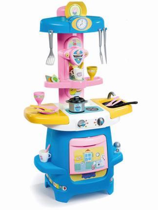 PEPPA PIG Spielküche - Küche Spiel Cooky - Kochen