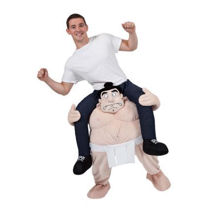 Carry me - Sumo Ringer - Sumo Wrestler