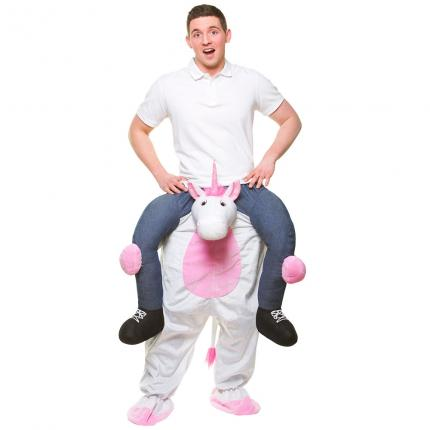 Carry me - Unicorn - Einhornkostüm - Verkleidung Huckepack