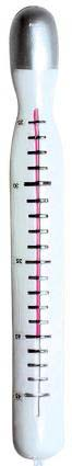 XXL Thermometer 35 cm - Arzthermometer