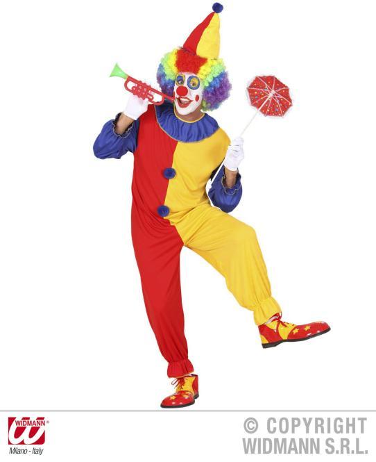 Kost�m Clown Gr. L Preishit - M�nnerkost�m