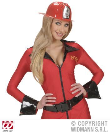 Feuerwehrhelm Fasching Erwachsene Ca Gr 57 Scherzwelt