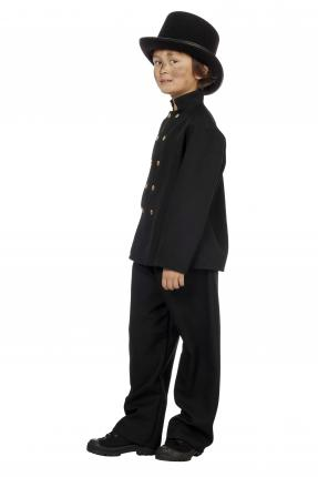 Wilbers Kostum Schornsteinfeger Junge Gr 164 Cm Kinderkostum