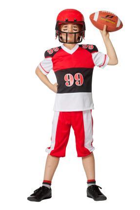 Wilbers American Football Kostum 152 Cm Kinder Sportkostum Jungen