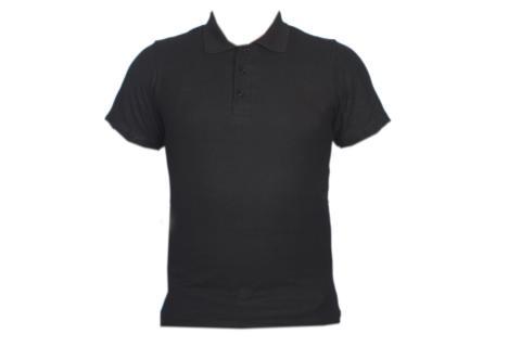 herren kinder Schnäppchen 2017 Schwarzes Poloshirt für Männer - Poloshirts - Gr. XXL