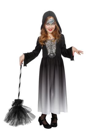 Wilbers Gr164176 Verkleidung Mit Halloween Kapuze Von Fasching Kleid Cm w80nXNPOk