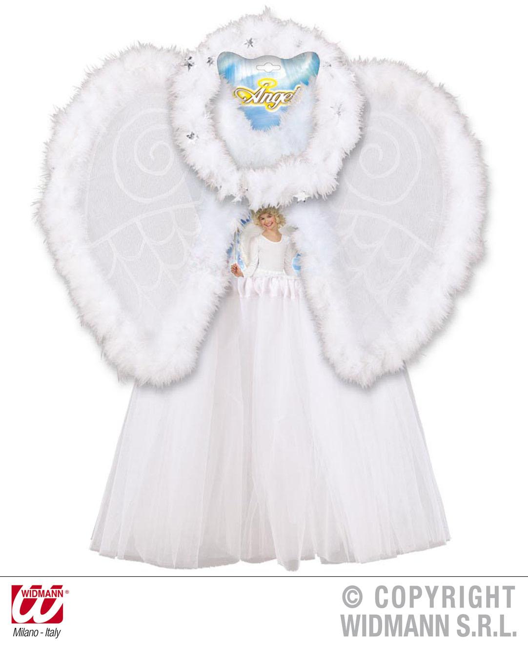 engel set kinder engel verkleidung f r kinder scherzwelt. Black Bedroom Furniture Sets. Home Design Ideas