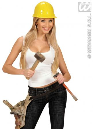 Bauarbeiterhelm Fasching Bauarbeiter Helm Bauhelm Helm Fur