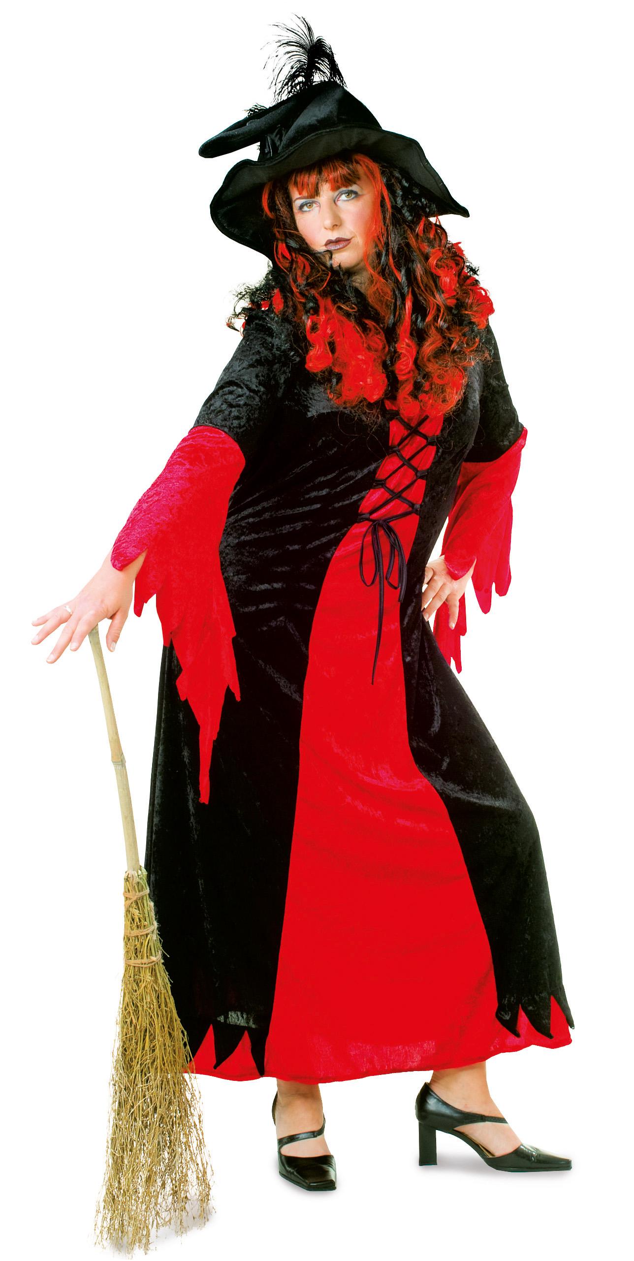 Kleid Casssandra Phantasia Hexenkleid Kostum Dame Gr 58 Hexe Frau