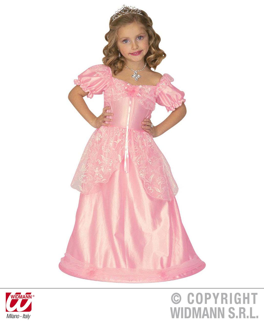 Rosa Prinzessin Kostum Madchen Prinzessin Verkleidung