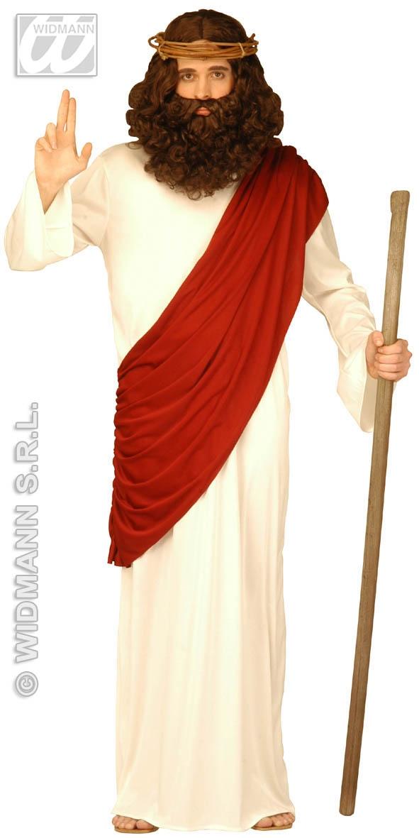 prophet kost m m messias verkleidung jesus verkleidung gr m scherzwelt. Black Bedroom Furniture Sets. Home Design Ideas
