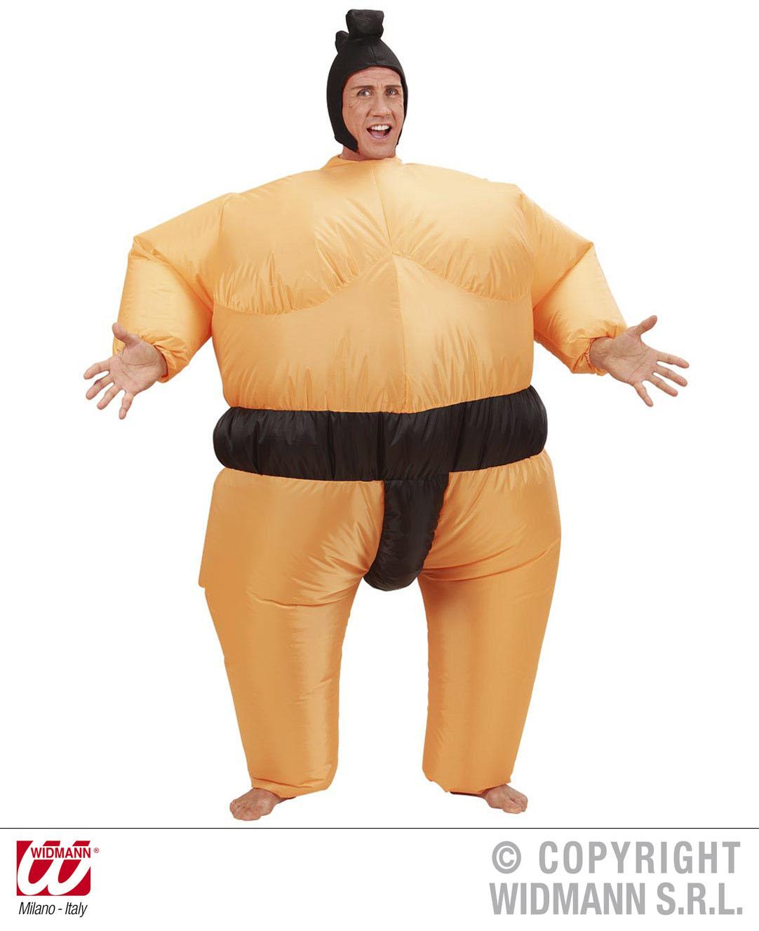 Kostüm Sumo Ringer