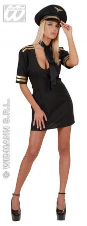 Kostüm Pilotin