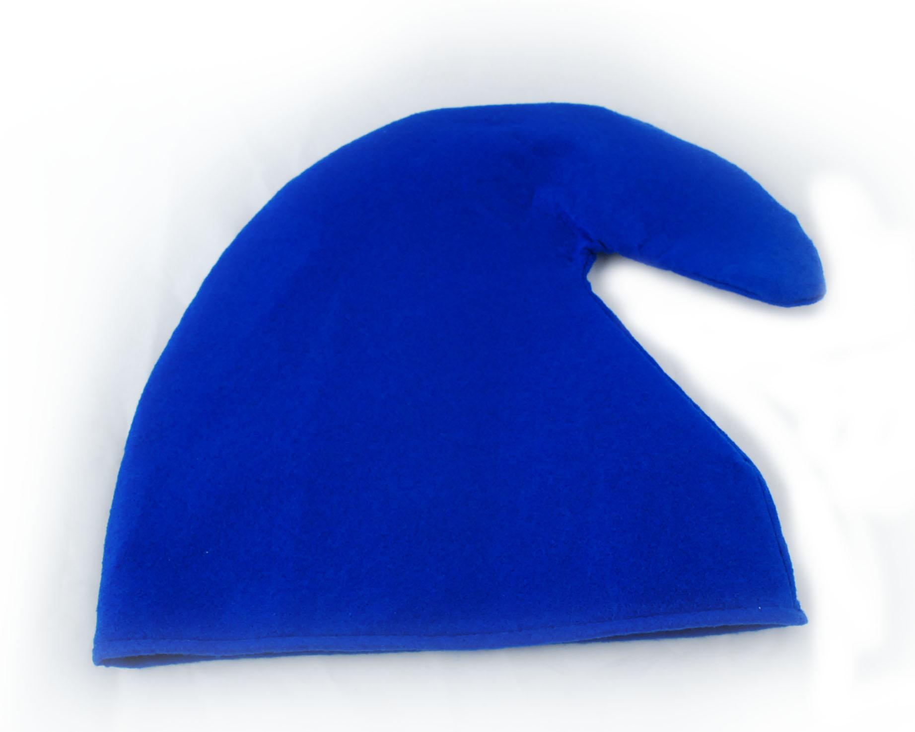 Erwachsene blaue Scheinschuhe
