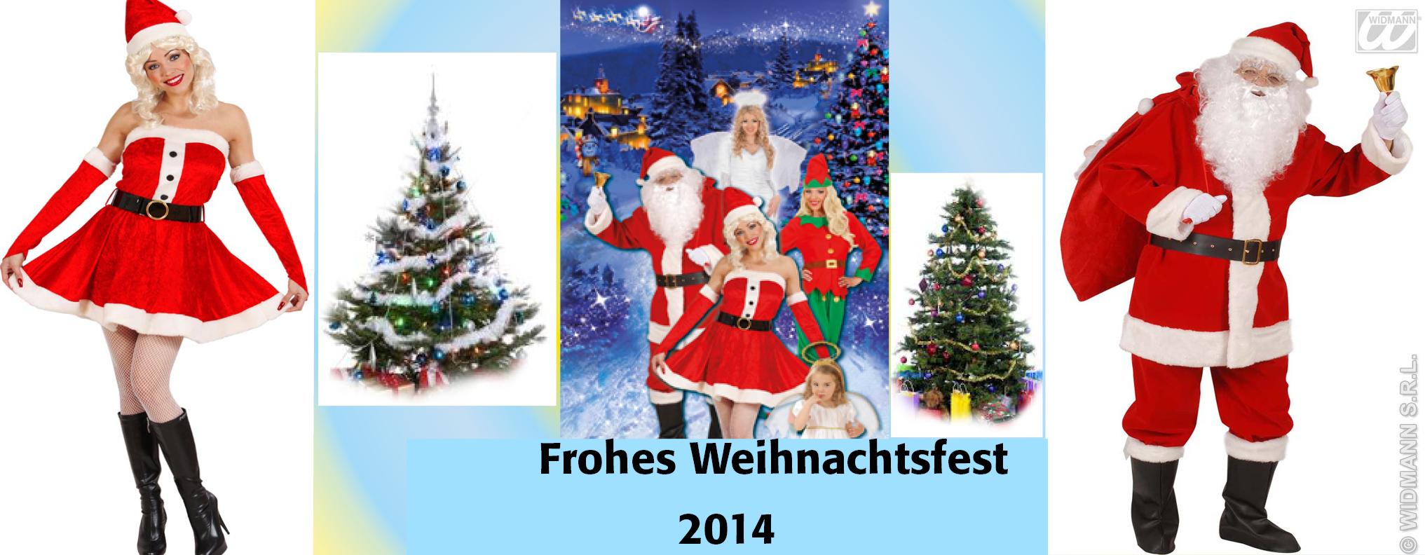 Banner Weihnachten 2014